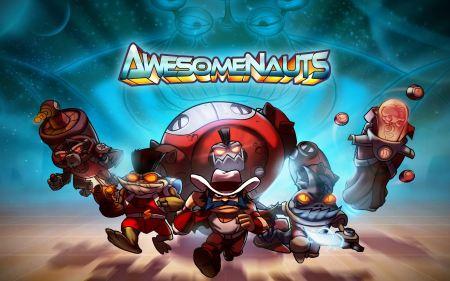 Free Awesomenauts Video Game