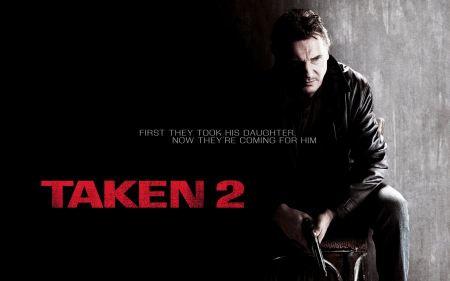 Free Taken 2 Poster