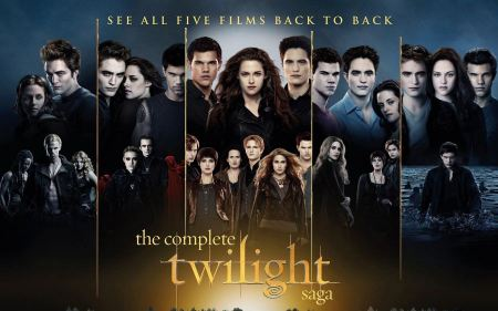 Free The Complete Twilight Saga Wallpapers