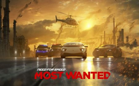 Free 2012 Need for Speed Most Wanted