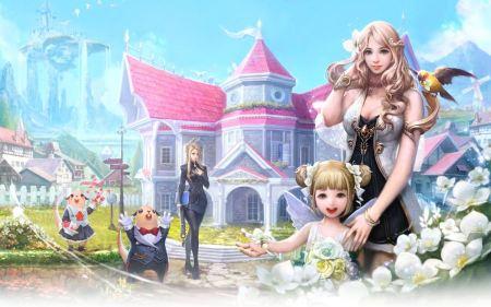 Free Aion Fantasy Game
