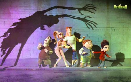 Free ParaNorman Characters