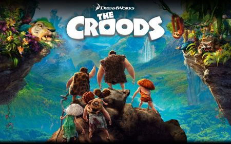 Free The Croods Characters Wallpaper