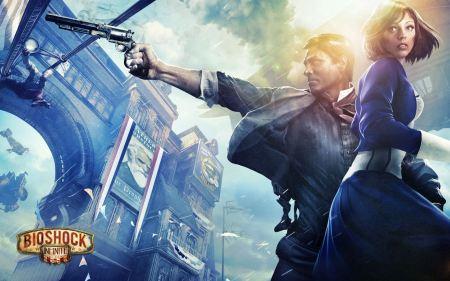 Free BioShock Infinite 2013 Game