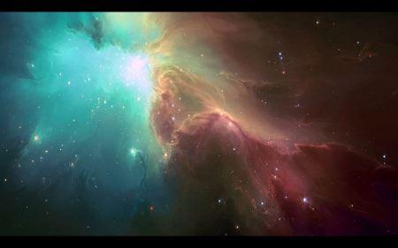 Free Nebulae Sky