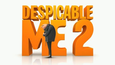 Free Gru in Despicable Me 2