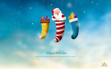 Free Happy Holidays 2013