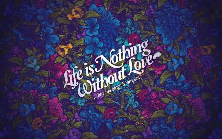 Free Life is Nothing Without Love