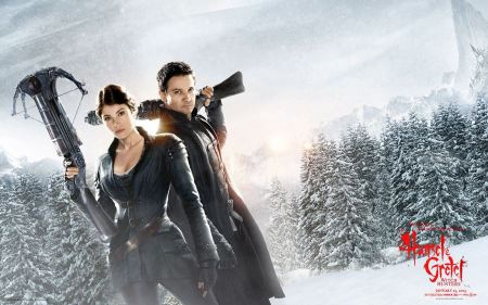 Free Hansel and Gretel Witch Hunters Wallpaper