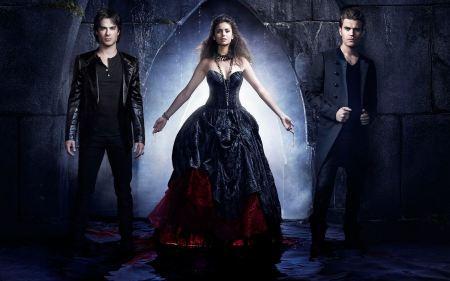 Free Vampire Diaries Wallpaper