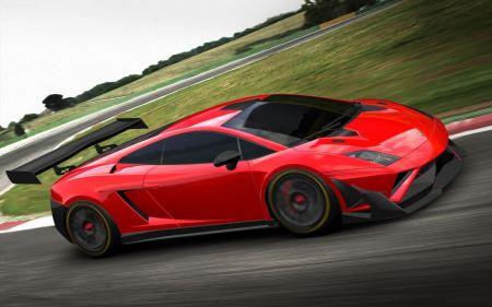 Free 2014 Lamborghini Gallardo GT3 FL2