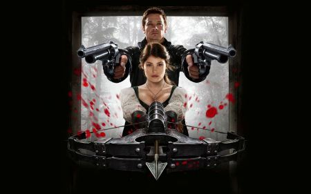 Free Hansel and Gretel Witch Hunters Poster