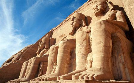 Free Abu Simbel Temples Egypt