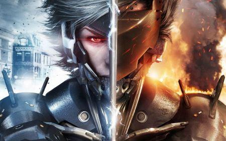 Free Raiden Metal Gear Rising Revengeance