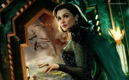Free Rachel Weisz in Oz the Great and Powerful