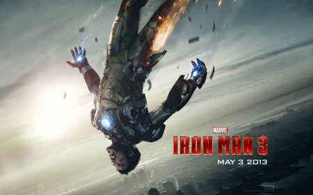 Free Upside-Down Tony Stark in Iron Man 3