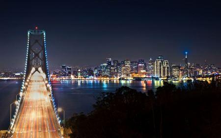 Free San Francisco at Night