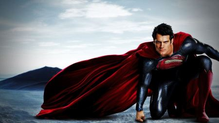 Free Superman Man of Steel