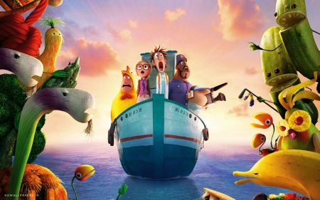 Free Cloudy with a Chance of Meatballs 2 Characters