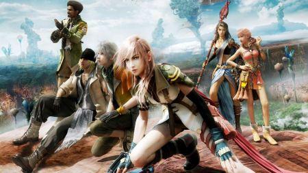 Free Final Fantasy XIII Anime Cast