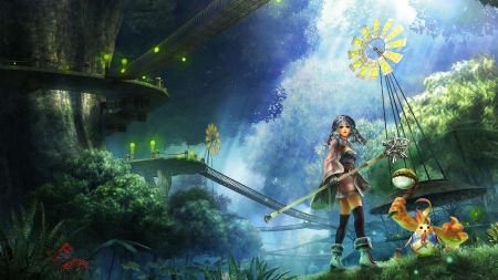 Free Xenoblade Chronicles Forest