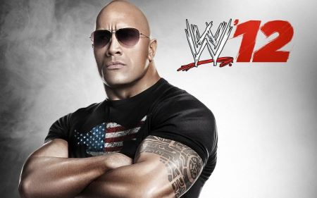 Free Wrestler The Rock