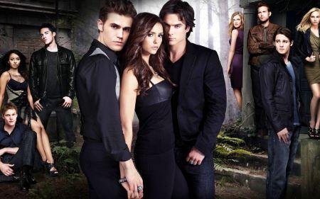 Free The Vampire Diaries Season 2 Wallpaper Wide