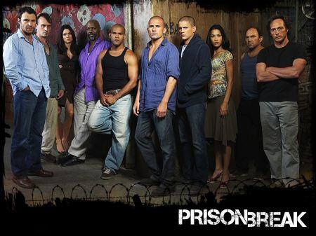 Free Prison Break Cast Wallpaper