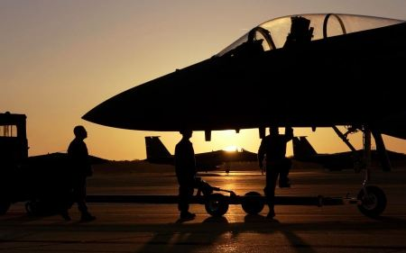 Free F 15 Eagle End Day Wide