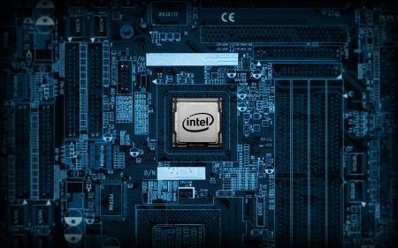 Free Intel Chip Wide