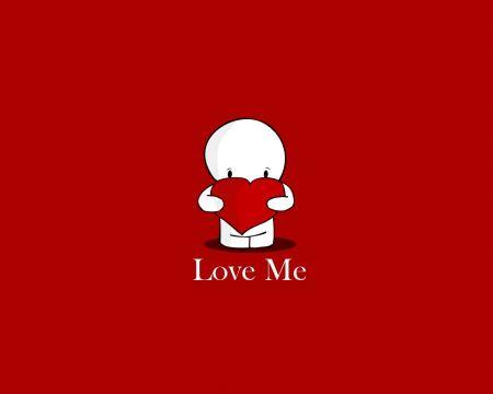 Free Love Me Wallpaper
