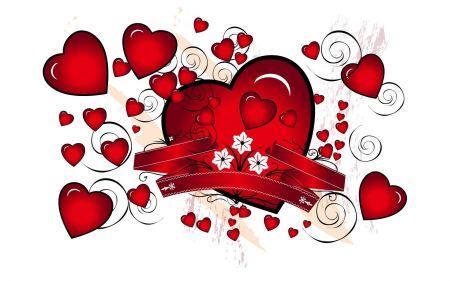 Free Hearts, Hearts and Hearts