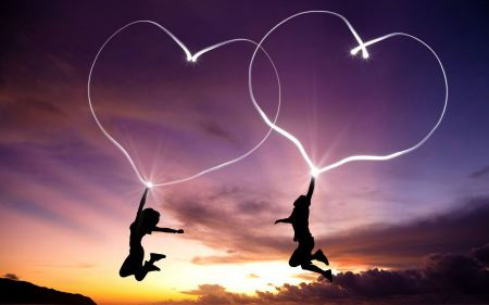 Free Jumping in Love