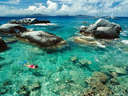 Free Snorkeling in The British Virgin Islands