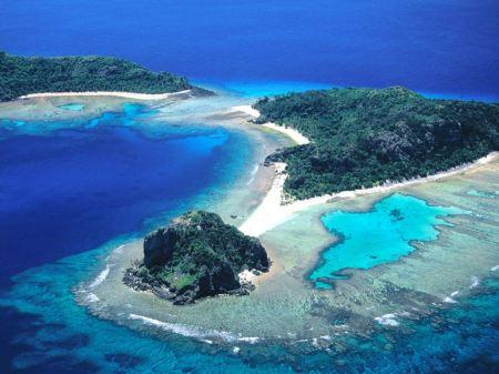 Free Vanua Levu and Navadra Islands Fiji