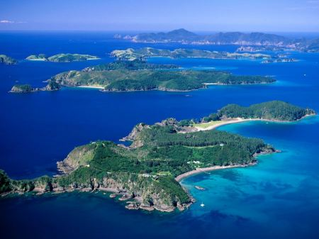 Free Bay of Islands New Zealand