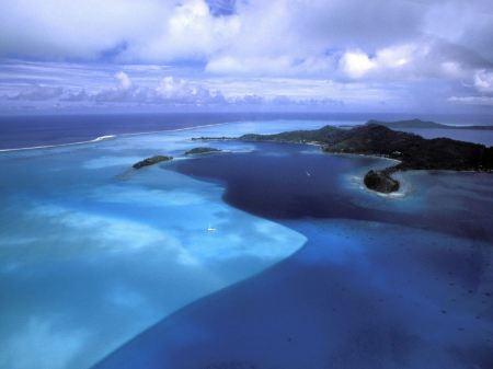 Free Very Blue Bora Bora