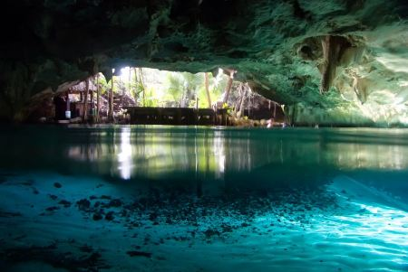 Free Beautiful Underwater Cave
