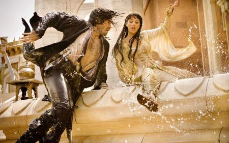 Free  Prince of Persia: The Sands of Time Jake Gyllenhaal and Gemma Arterton