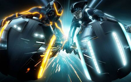 Free Tron Legacy Battle