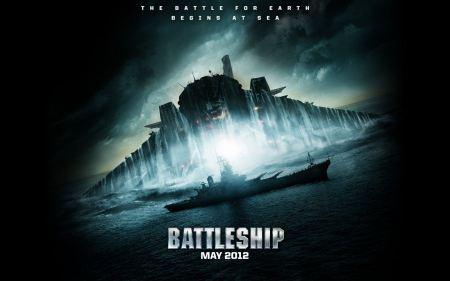 Free Battleship poster