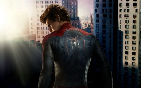Free Andrew Garfield as Spider-Man