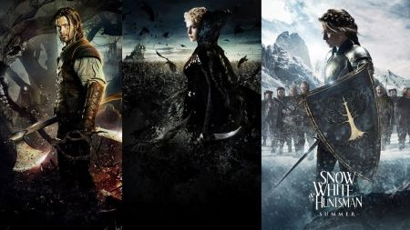 Free Snow White and the Huntsman Poster