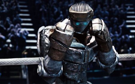 Free Atom Robot in Real Steel Wide