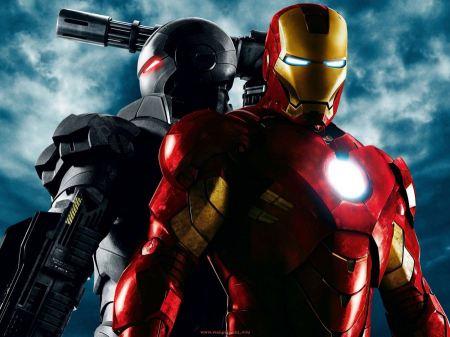 Free Iron Man and Dark Iron Man