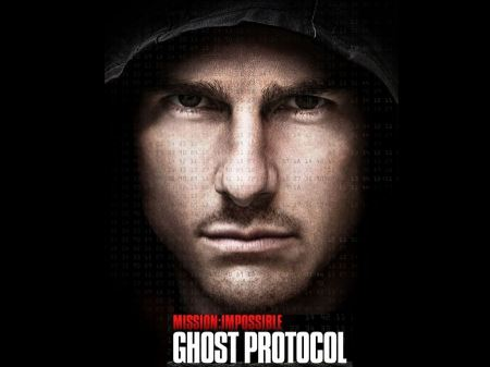 Free Tom Cruise Close-Up Mission Impossible: Ghost Protocol