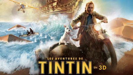 Free Tintin Wallpaper