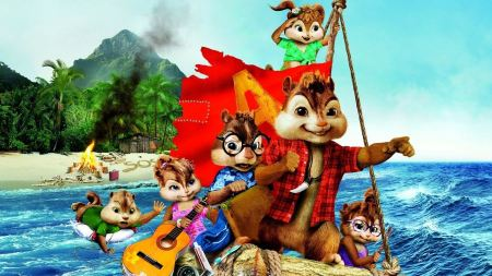 Free Alvin and The Chipmunks 3 Wallpaper