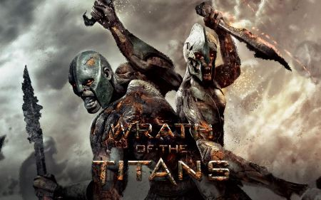 Free Wrath of The Titans Poster