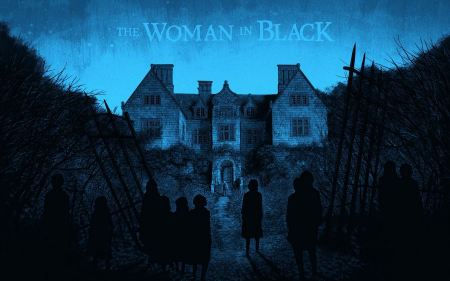 Free The Woman in Black